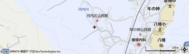 大分県佐伯市戸穴795周辺の地図