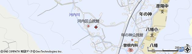 大分県佐伯市戸穴825周辺の地図