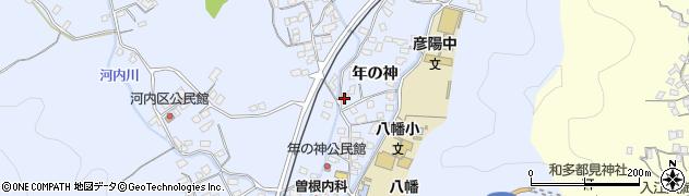 大分県佐伯市戸穴1562周辺の地図
