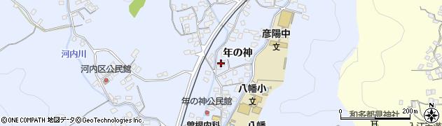 大分県佐伯市戸穴1563周辺の地図