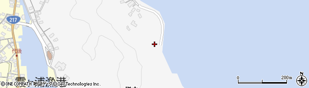 大分県佐伯市護江220周辺の地図