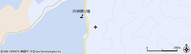 大分県佐伯市片神浦400周辺の地図
