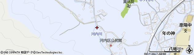 大分県佐伯市戸穴1330周辺の地図