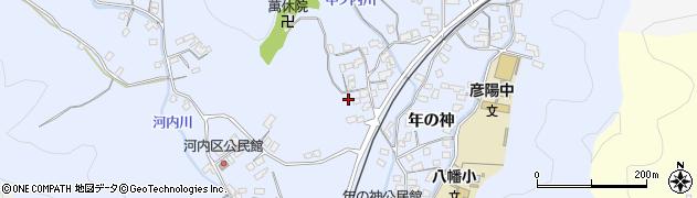 大分県佐伯市戸穴1401周辺の地図