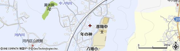 大分県佐伯市戸穴1586周辺の地図