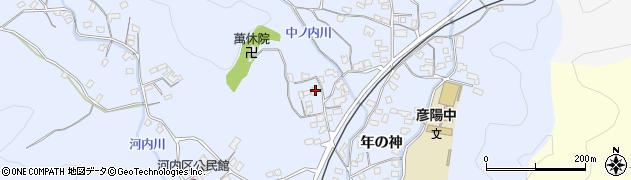 大分県佐伯市戸穴1408周辺の地図