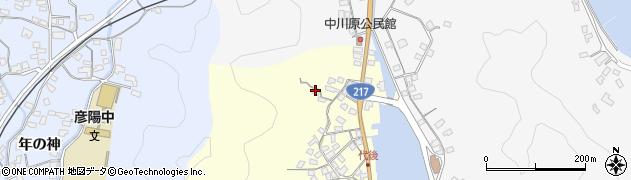 大分県佐伯市霞ケ浦780周辺の地図