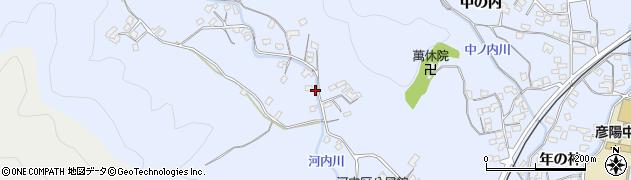 大分県佐伯市戸穴924周辺の地図