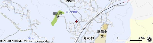 大分県佐伯市戸穴1425周辺の地図