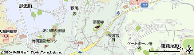 藤円寺周辺の地図