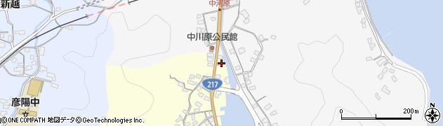 大分県佐伯市霞ケ浦556周辺の地図