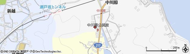 大分県佐伯市狩生2628周辺の地図