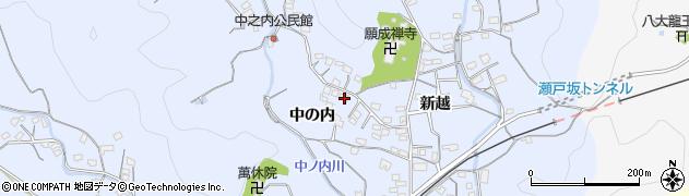 大分県佐伯市戸穴1712周辺の地図