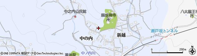 大分県佐伯市戸穴2034周辺の地図