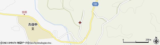 大分県竹田市久住町大字久住4784周辺の地図