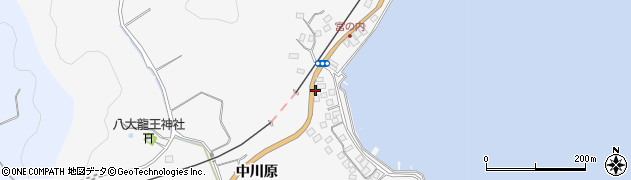 大分県佐伯市護江487周辺の地図