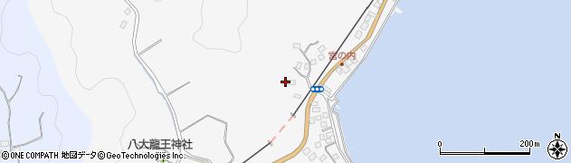 大分県佐伯市護江518周辺の地図