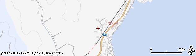 大分県佐伯市護江522周辺の地図