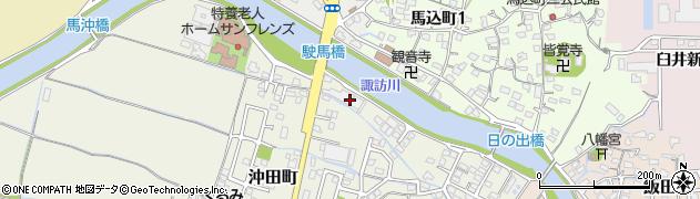 有限会社有働資源周辺の地図