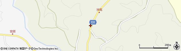 大分県竹田市久住町大字久住5239周辺の地図