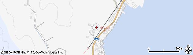 大分県佐伯市護江580周辺の地図