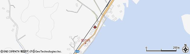 大分県佐伯市護江633周辺の地図
