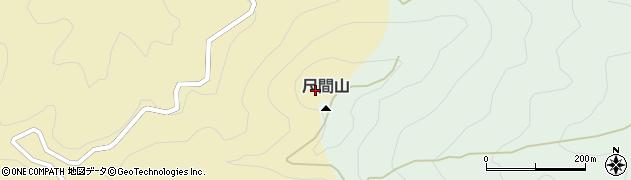 大分県佐伯市弥生大字尺間945周辺の地図
