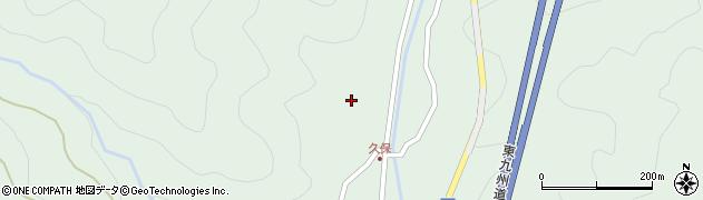 大分県佐伯市弥生大字床木2148周辺の地図