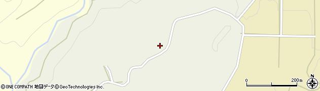 大分県竹田市福原1674周辺の地図
