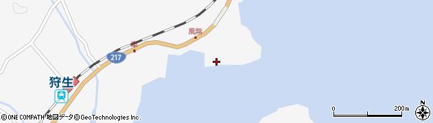 大分県佐伯市護江828周辺の地図