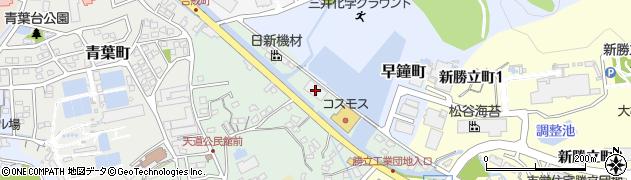 株式会社精巧印刷周辺の地図