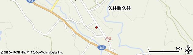 大分県竹田市久住町大字久住6094周辺の地図