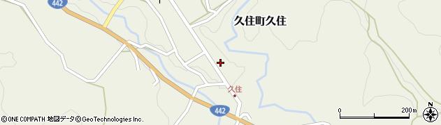 大分県竹田市久住町大字久住6200周辺の地図