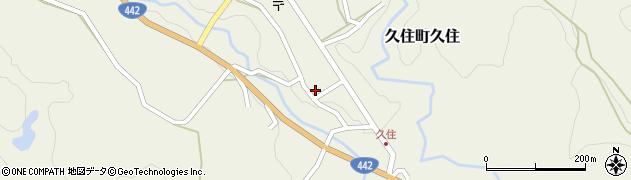 大分県竹田市久住町大字久住6100周辺の地図
