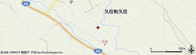 大分県竹田市久住町大字久住6207周辺の地図