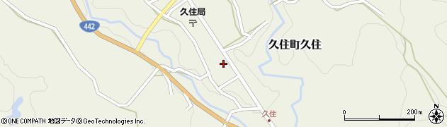 大分県竹田市久住町大字久住6113周辺の地図