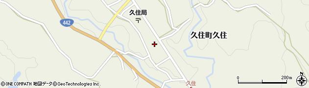 大分県竹田市久住町大字久住6008周辺の地図
