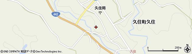 大分県竹田市久住町大字久住6005周辺の地図