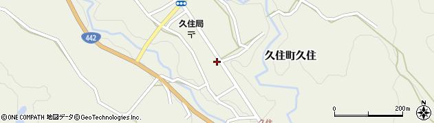 大分県竹田市久住町大字久住6108周辺の地図