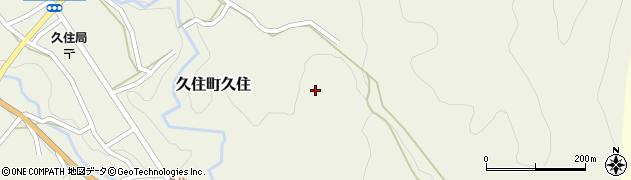 大分県竹田市久住町大字久住6624周辺の地図