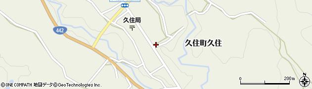 大分県竹田市久住町大字久住6197周辺の地図