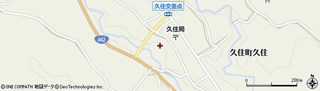 大分県竹田市久住町大字久住5999周辺の地図
