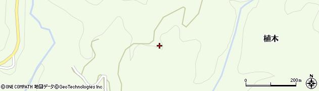 大分県竹田市植木6016周辺の地図