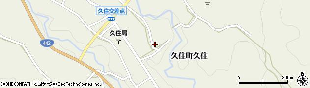 大分県竹田市久住町大字久住6229周辺の地図