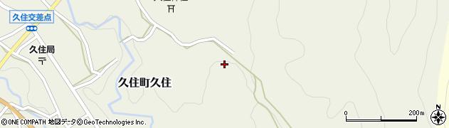 大分県竹田市久住町大字久住杉小野周辺の地図