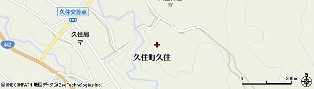 大分県竹田市久住町大字久住6516周辺の地図