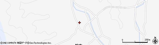 大分県佐伯市狩生764周辺の地図