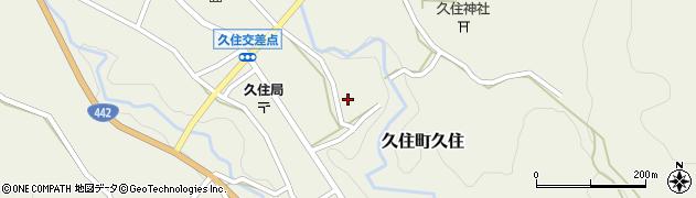 大分県竹田市久住町大字久住6233周辺の地図