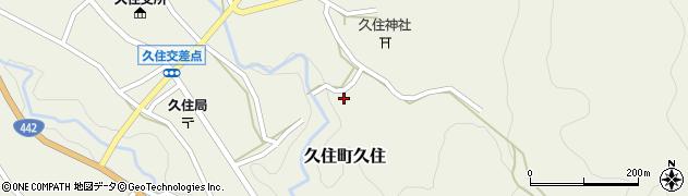大分県竹田市久住町大字久住6514周辺の地図