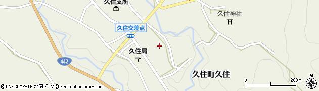 大分県竹田市久住町大字久住6180周辺の地図
